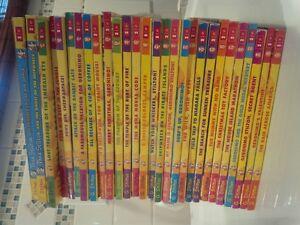 28 NEW Geronimo Stilton Books - $4 each editions, $7 each for Sp
