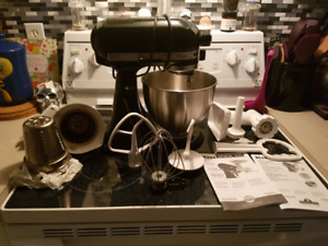 Kitchenaid stand mixer **Price Reduced