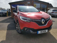 2016 Renault Kadjar 1.6dCi ( 130bhp ) 4X4 ENERGY ( s/s ) Signature Nav