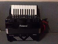 Roland FR1X 72 Bass Electronic Accordion