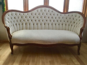 Antique Settee