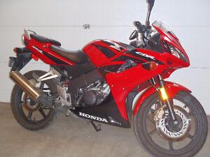 2008 CBR125