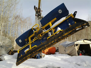 snow groomer attachment