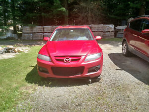 2007 Mazda MAZDASPEED6 Berline