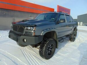 Lifted Chevy truck **NEED GONE, MAKE OFFERS