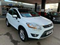 Ford Kuga 2.0TDCi ( 163ps ) 4x4 2012.25MY Titanium X White new mot recent serv