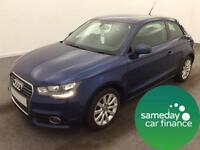 £165.14 PER MONTH 61 REG AUDI A1 1.6 TDI SPORT HATCHBACK 3 DOOR MANUAL DIESEL