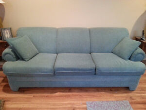 Free couch & loveseat