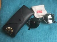 Genuine Ray-Ban Sunglasses