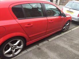 Vauxhall Astra sxi 1.8 petrol sport