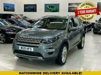 2015 Land Rover Discovery Sport 2.2 SD4 HSE LUXURY 5d 190 BHP 7 SEATER 4WD Estat