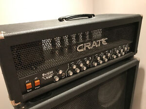 Crate Blue Voodoo 150 Watt Amplifier Head (BV150H)