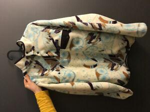Patagonia fleece sweater men's L