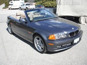 2001 BMW 3-Series Convertible