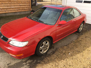 sweet low KM 1999 Acura CL Coupe must sell or truck trade