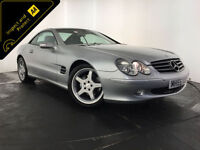 2005 55 MERCEDES-BENZ SL 350 AUTO CONVERTIBLE 245 BHP SERVICE HISTORY FINANCE PX