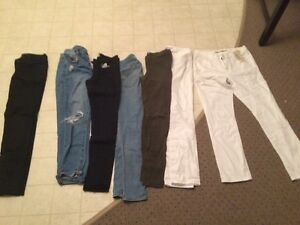 7 name brand jeans