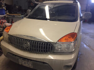 2007 Buick Rendezvous SUV, Crossover 7 PASSENGER