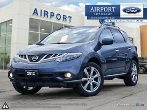 2012 Nissan Murano S AWD with Platinum Edition Pkg.