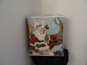 Santa Claus Bed in a Bag 8 pc set Twin New