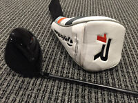 Taylormade R1 black with SLDR shaft