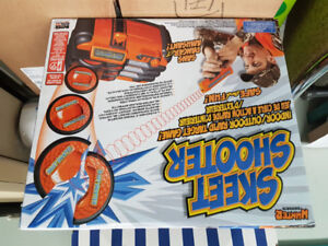 Brand New skeet shooting toy for 8yrs and up