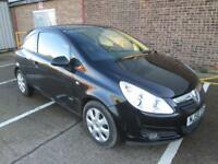 2008 (58) VAUXHALL CORSA DESIGN 1.3CDTI 16V DIESEL AIR CON HALF LEATHER