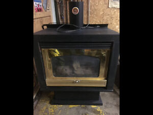 Free Standing Natural Gas Fireplace