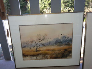 Brent Heighton Prints Framed.