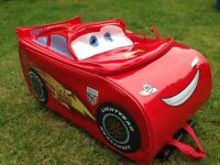 Lightning McQueen trolley suitcase