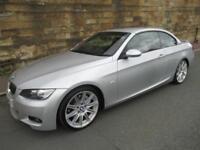 2008 08 BMW 3 SERIES 3.0 330I M SPORT 2D 269 BHP