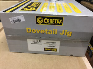 Craftex Dovetail Jig - Sealed Box