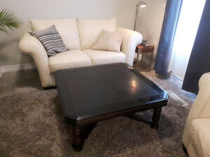 big low coffee table