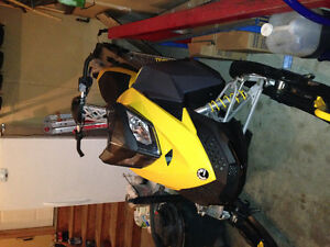 "ski doo summit 800 rev xp with 163"" T-motion"