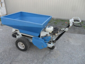 Soil Top Dresser for your lawn