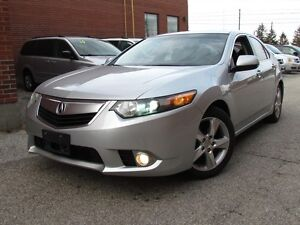2012 Acura TSX PREMIUM PKG, 2.4L, LOW KM, SUNROOF, LEATHER, ...