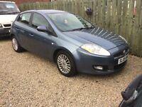 Fiat bravo 1.9 diesel 09 reg 1 year mot Finance this for £25 a week , 55 mpg excellent condition