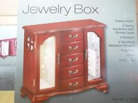 Cherry Jewellry Box. Get a Head Start on your Christmas Shopping