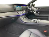 2020 Mercedes-Benz E Class E220d AMG Line 2dr 9G-Tronic Auto Convertible Diesel