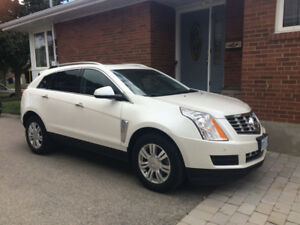 2013 Cadillac SRX4 Luxury SUV, Crossover (Loaded)