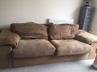 Harvey's 3 seater sofa