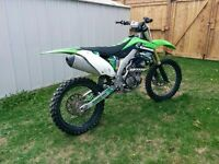 2012 KAWASAKI KX450F BEST OFFER