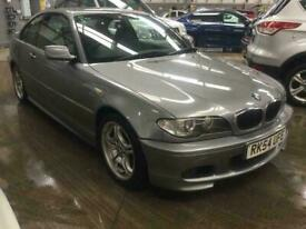 image for 2004 BMW 3 Series 2004 318 Ci Sport 2dr COUPE IN GREY COUPE Petrol Manual