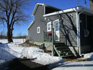 Apartment for rent in Kemptville waterfront