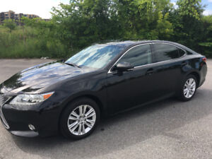 2013 Lexus ES 350 Luxury 4 DR Sedan FWD GPS - ONLY 53041 KM!!!