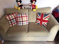 Next 2 seater sofas x 2