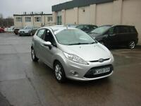 2010 Ford Fiesta 1.4TDCi Zetec Finance Available