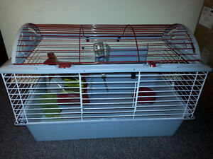 Guinea Pig, Hamster, Chinchilla, Bunny Cage and Accessories