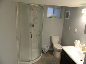 Two Bedroom Basement Apartment available Sept. 1