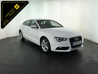 2012 62 AUDI A5 SE TECHNIK TDI AUTOMATIC DIESEL 1 OWNER AUDI HISTORY FINANCE PX
